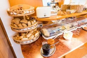 Hotel am Friedensplatz - Frühstücksbuffett