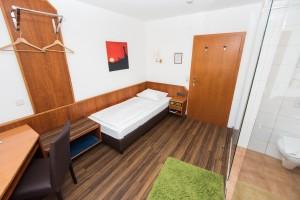 Hotel am Friedensplatz - Einzelzimmer Standard